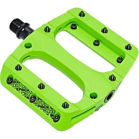 Sixpack Vegas Pedali, neon-green